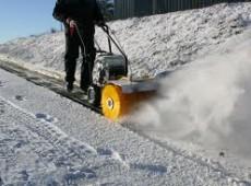 Vinterservice - saltning og snerydning